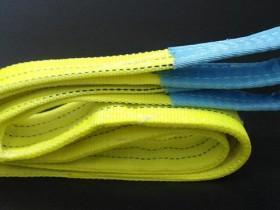 吊装带最小破断和安全倍数的关系