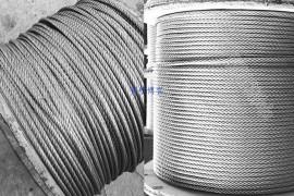 室外吊运机中的钢丝绳种类