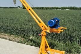 300公斤吊运机电动提升机的保养方式