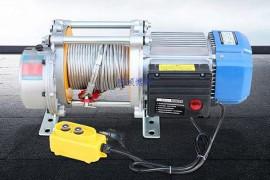 CD-K1型铝壳多功能电动提升机