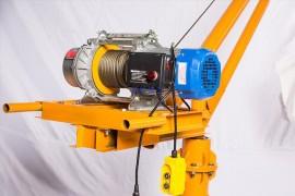 600KG-1200kg电动提升机吊高50米可以吊多重