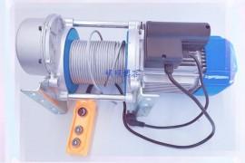 铝壳电动提升机吊装高度与吊重计算方法