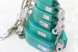 1吨重型防坠器使用于建筑施工中