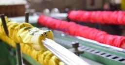 圆形吊装带(柔性吊装带)工艺流程