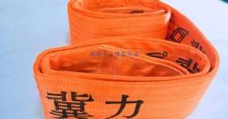 10吨彩色扁平吊装带介绍