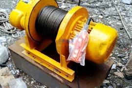 建筑卷扬机烧电机可能是扫堂原因导致