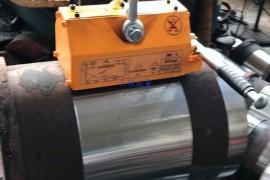 起重磁力吸盘工作原理