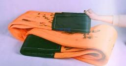 彩色扁平吊装带事故