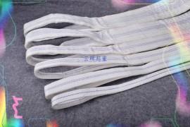 扁平白色吊装带使用环境及贮藏温度