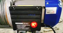 多功能电动提升机数显的作用