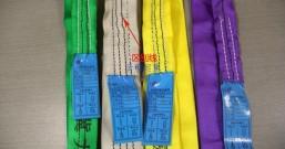 圆形吊装带区别线作用