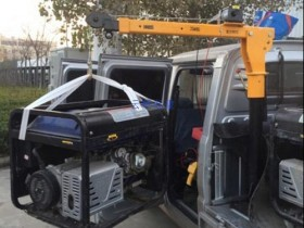 车载小吊机重量决定质量