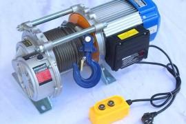 铝壳多功能电动提升机