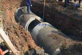 保定起重吊装带助力排水管道施工