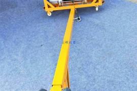 高空吊装神器,500公斤高楼层吊窗机-双电动提升机