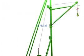家用小吊机如何选择更靠谱