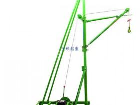 选购家用小吊机3个小技巧