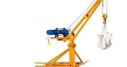 360度1吨室外吊运机(圆管)