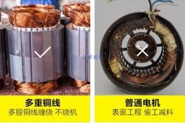 户外使用铝壳电动提升机电机如何防护