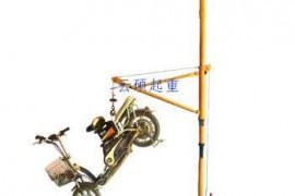 小型单柱吊运机使用维护与保养