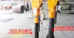 500公斤小型车载吊机底座安装滑轮需要配重吗?