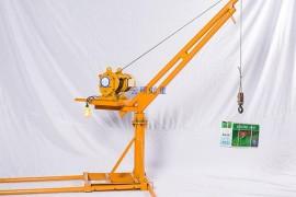 小吊机安装多功能电动提升机步骤