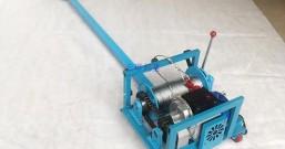 300/400公斤离合器吊玻璃专用吊机