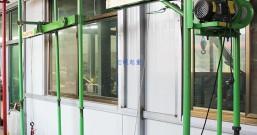 高层楼房吊机/幕墙玻璃吊机