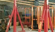 小型移动龙门架可快速拆卸安装