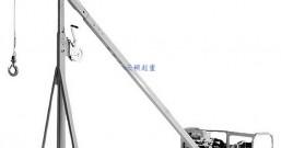 门窗小型吊机-吊岩板玻璃上楼神器(双电机)
