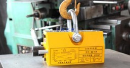 工件的材质及厚度对永磁吸吊器吊装的影响
