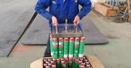 永磁磁力吸盘使用于钢瓶装卸中