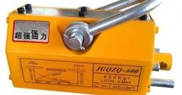 为什么越来越多的人使用永磁吸盘吊钢板