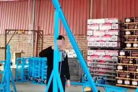 门窗吊机 750/1000公斤吊窗机