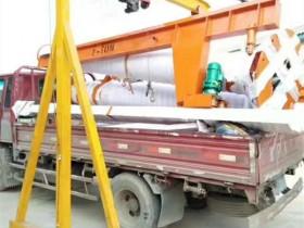 工厂车间常用小型龙门架定制