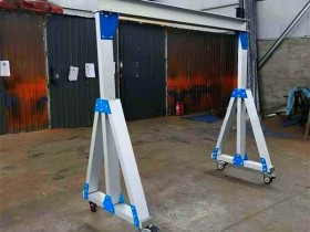 铝合金龙门架的稳定性取决于以下几点