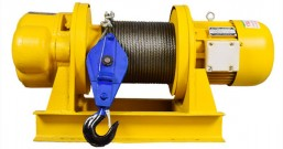 电动卷扬机减速机分类