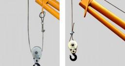 室外吊运机为什么可以使用单绳吊与双绳吊呢