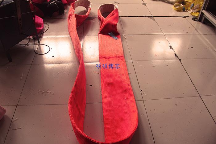 大吨位吊装带