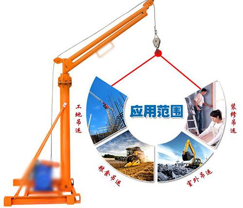 四大方面告诉你小型吊机是否合格  第1张