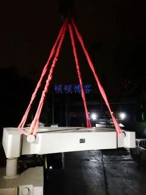 起重吊装带试吊