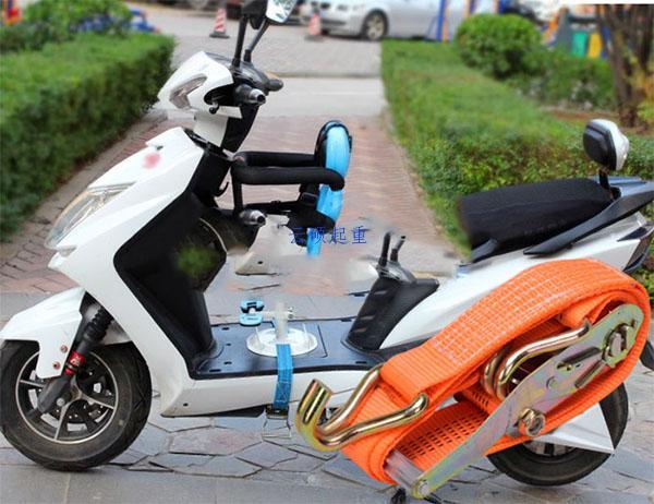电动车儿童座椅捆绑器