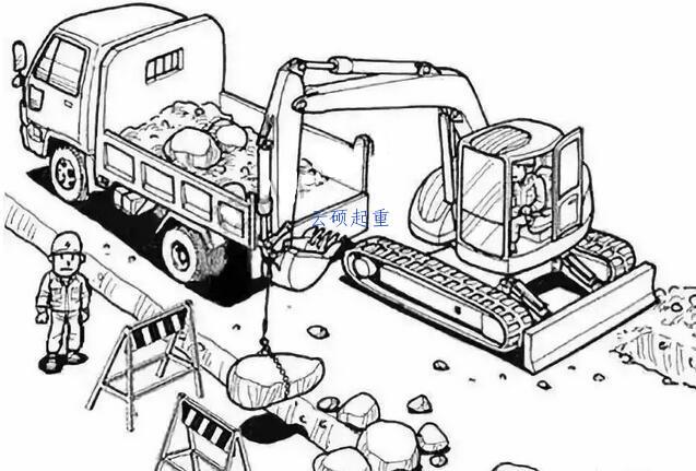 挖掘机如何避免事故发生
