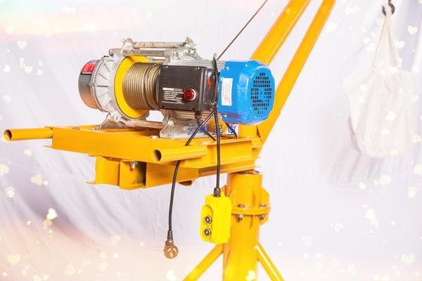 室内小吊机搭配多功能提升机