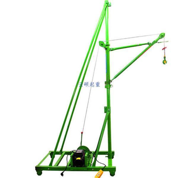 悬臂式吊运机移动型支架