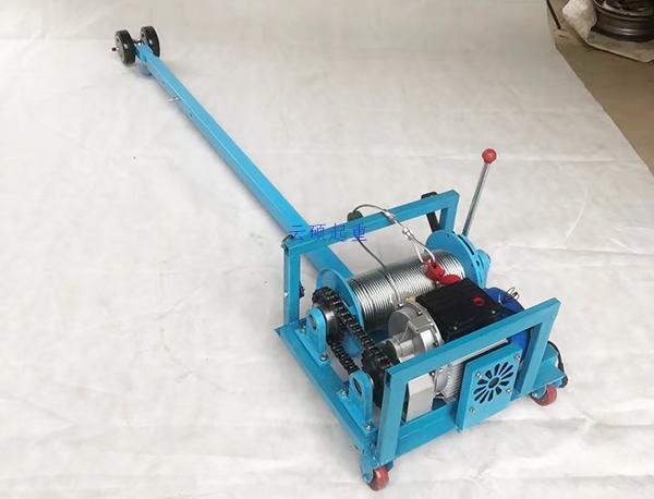 400公斤离合器吊玻璃专用吊机