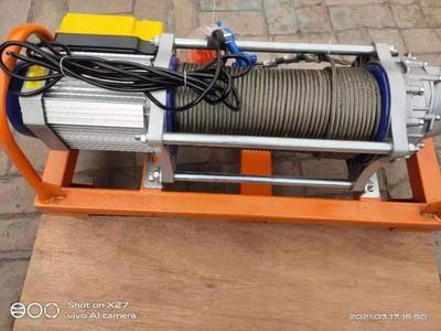 2.5吨K2电动提升机