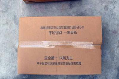 塑料外壳速差防坠器开箱验货第1张-云硕起重