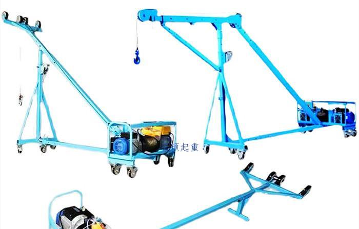 高空吊玻璃专用吊机